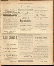 Oesterreichische Buchhändler-Correspondenz 18930324 Seite: 7
