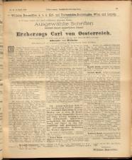 Oesterreichische Buchhändler-Correspondenz 18930415 Seite: 7