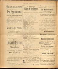 Oesterreichische Buchhändler-Correspondenz 18930715 Seite: 10