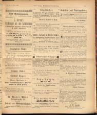 Oesterreichische Buchhändler-Correspondenz 18930715 Seite: 11