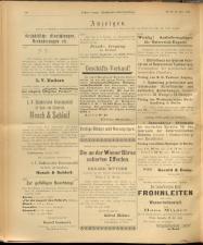 Oesterreichische Buchhändler-Correspondenz 18930729 Seite: 8