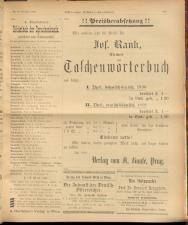 Oesterreichische Buchhändler-Correspondenz 18930729 Seite: 9