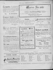 Oesterreichische Buchhändler-Correspondenz 18991122 Seite: 10