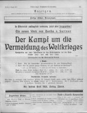 Oesterreichische Buchhändler-Correspondenz 19170808 Seite: 5