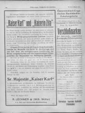 Oesterreichische Buchhändler-Correspondenz 19170808 Seite: 6