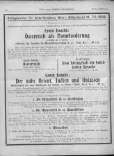 Oesterreichische Buchhändler-Correspondenz 19170808 Seite: 8