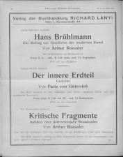 Oesterreichische Buchhändler-Correspondenz 19170815 Seite: 12