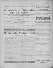 Oesterreichische Buchhändler-Correspondenz 19170815 Seite: 14