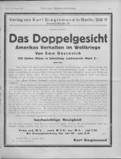 Oesterreichische Buchhändler-Correspondenz 19170815 Seite: 7