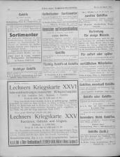 Oesterreichische Buchhändler-Correspondenz 19170822 Seite: 6