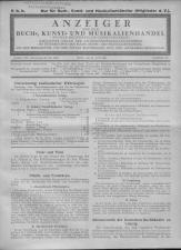 Oesterreichische Buchhändler-Correspondenz 19270624 Seite: 1