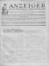 Oesterreichische Buchhändler-Correspondenz 19301121 Seite: 1