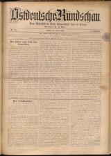 Ostdeutsche Rundschau 18930625 Seite: 1