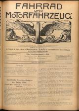 Österreichische Fahrrad- und Automobil-Zeitung