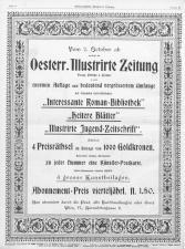 Österreichische Illustrierte Zeitung 18980918 Seite: 16