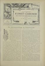 Österreichische Kunst-Chronik 18930415 Seite: 1