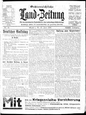 Österreichische Land-Zeitung