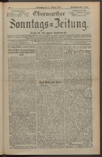 Oberwarther Sonntags-Zeitung 19240217 Seite: 1