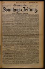 Oberwarther Sonntags-Zeitung 19260620 Seite: 1