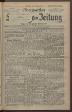 Oberwarther Sonntags-Zeitung 19270424 Seite: 1