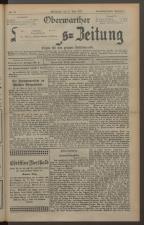 Oberwarther Sonntags-Zeitung 19270612 Seite: 1