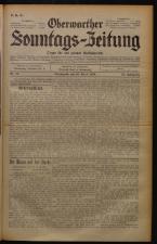 Oberwarther Sonntags-Zeitung 19320410 Seite: 1