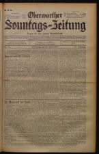 Oberwarther Sonntags-Zeitung 19320424 Seite: 1