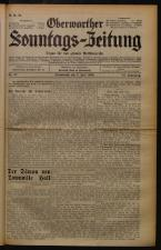 Oberwarther Sonntags-Zeitung 19320703 Seite: 1