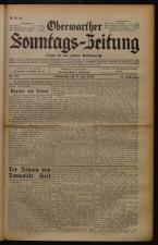 Oberwarther Sonntags-Zeitung 19320717 Seite: 1