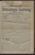 Oberwarther Sonntags-Zeitung 19340107 Seite: 1