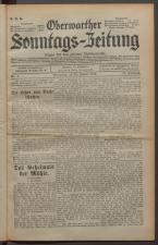 Oberwarther Sonntags-Zeitung 19340128 Seite: 1