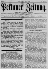 Pettauer Zeitung 18930101 Seite: 1