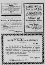 Pettauer Zeitung 18930101 Seite: 6