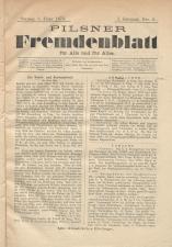 Pilsner Fremdenblatt