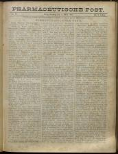Pharmaceutische Post 18930305 Seite: 1