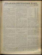 Pharmaceutische Post 18930326 Seite: 1