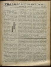 Pharmaceutische Post 18930625 Seite: 1