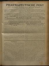 Pharmaceutische Post 19240816 Seite: 1