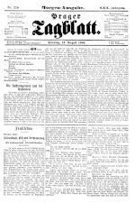 Prager Tagblatt