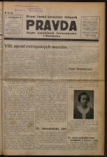 Pravda 19320707 Seite: 1