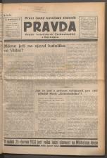Pravda 19330622 Seite: 1