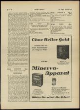 Radio Wien 19330414 Seite: 39