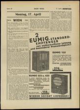Radio Wien 19330414 Seite: 41