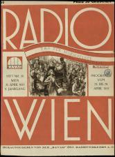 Radio Wien 19330421 Seite: 1
