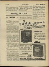 Radio Wien 19330421 Seite: 39