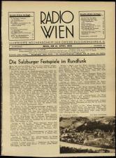 Radio Wien 19330421 Seite: 3
