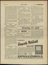 Radio Wien 19330421 Seite: 43