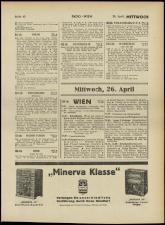 Radio Wien 19330421 Seite: 47