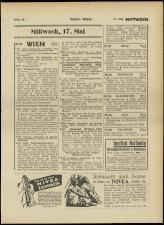 Radio Wien 19330512 Seite: 49