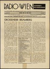 Radio Wien 19330526 Seite: 15